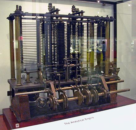 AnalyticalMachine_Babbage_London